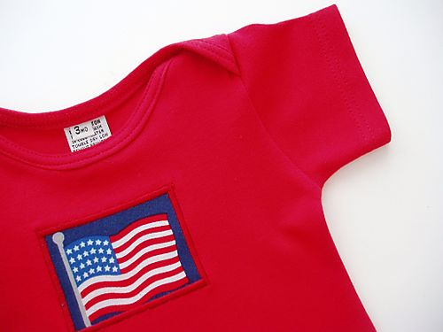 Old Glory Lap Tee C3