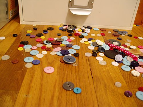 Spilled Buttons