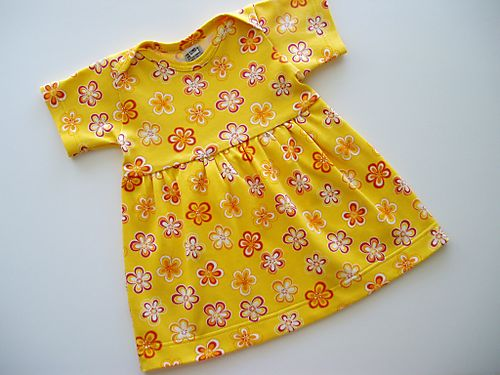 Surrender Baby Dress