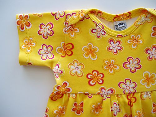 Surrender Baby Dress C1