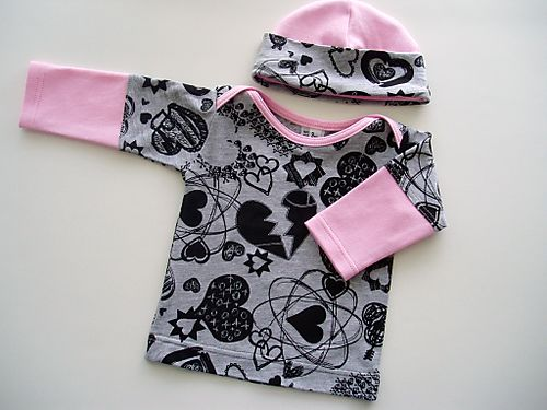 Girly Punk LTH Set 0-3m