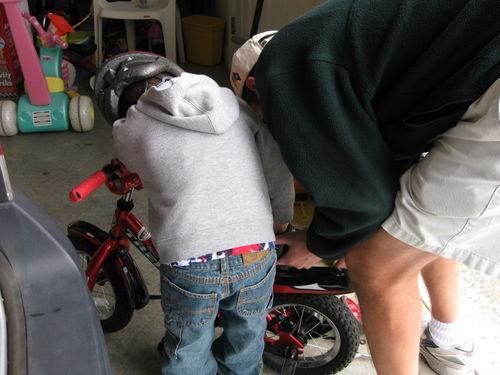 Removing Training Wheels