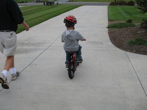 Two-Wheeling