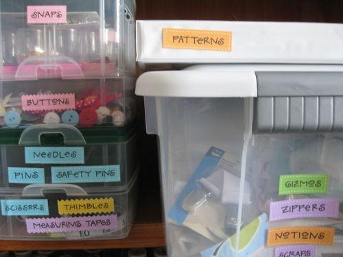 Cute Labels