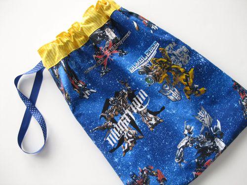 Transformers Drawstring Bag