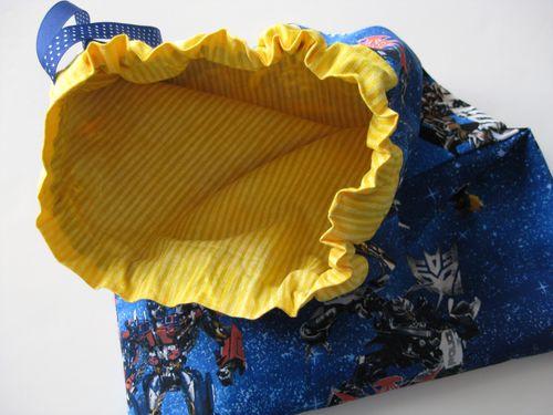 Transformers Drawstring Bag C2