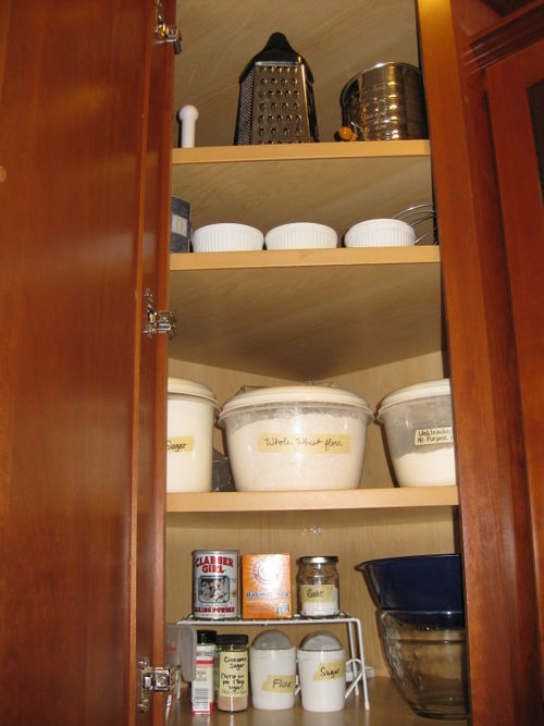 Cleaned Cabinet 2