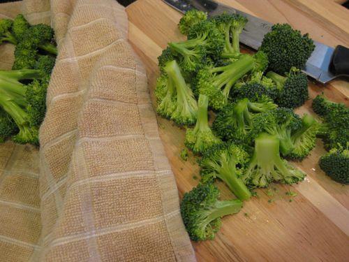 Broccoli Prep