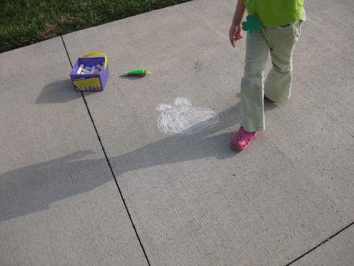 Sidewalk Art 1