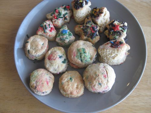 Blog - Christmas Biscuits