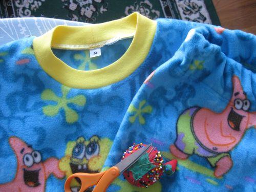Blog - Spongebob PJs
