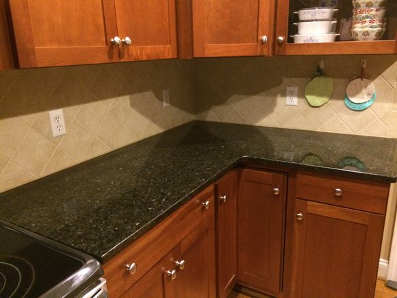 Broken Glass and Other Kitchen Disasters