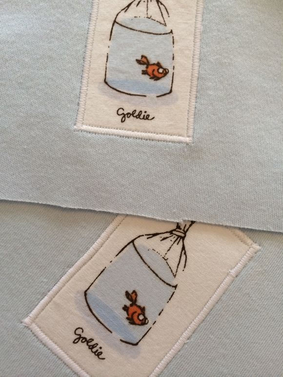 Goldfish Sewing Sneak Peek