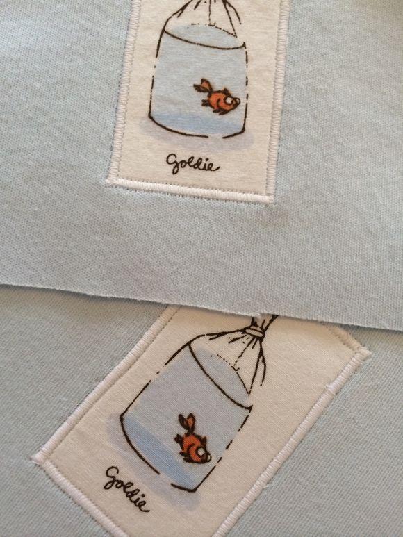 Goldfish Sewing Sneak Peek